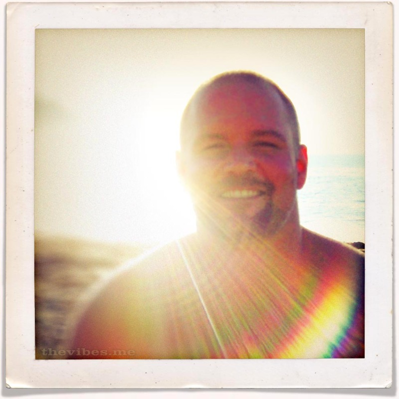 Mark wallis baker beach the vibes