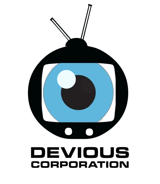 The Devious Corporation New Logo by Mark Wallis