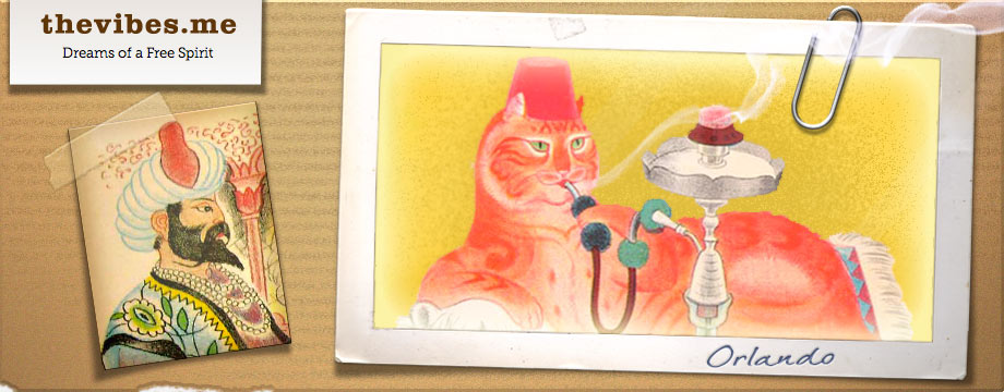 Vibes-Header-Brown-Paper-Orlando-the-Marmalade-Cat