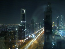 dubai-main-drag-at-night