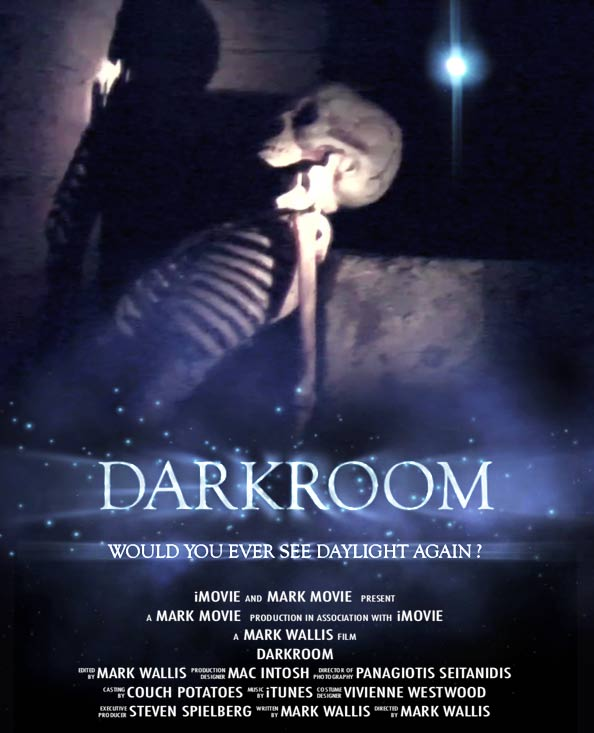 Darkroom iMovie Poster