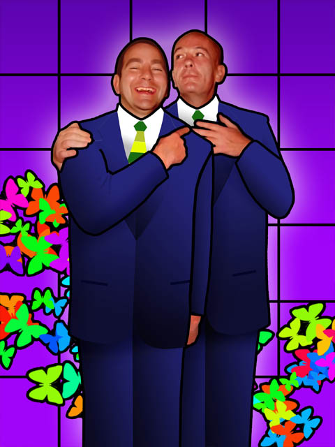 Gay Wedding Picture