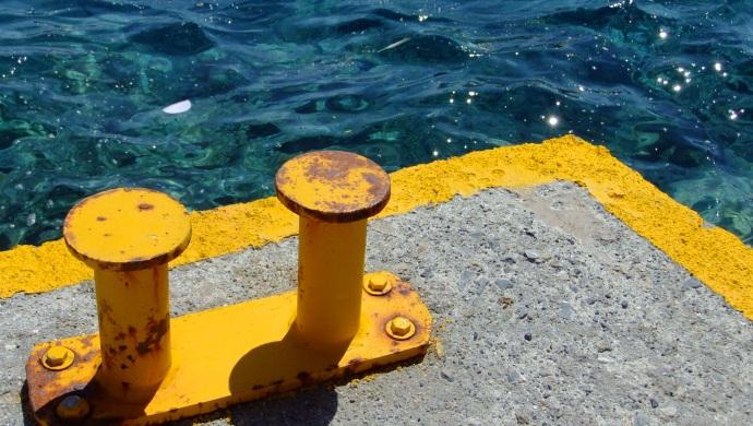 Quayside, Santorini