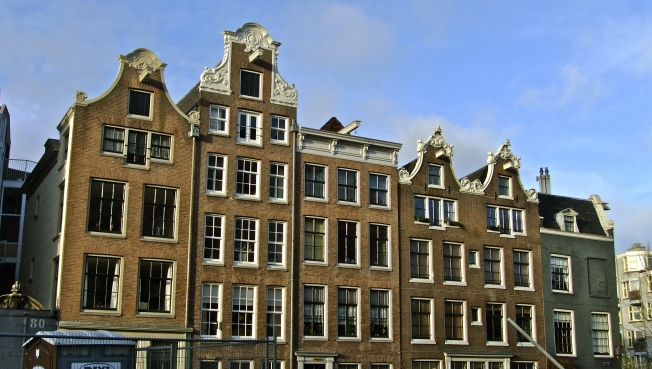 dutch town houses