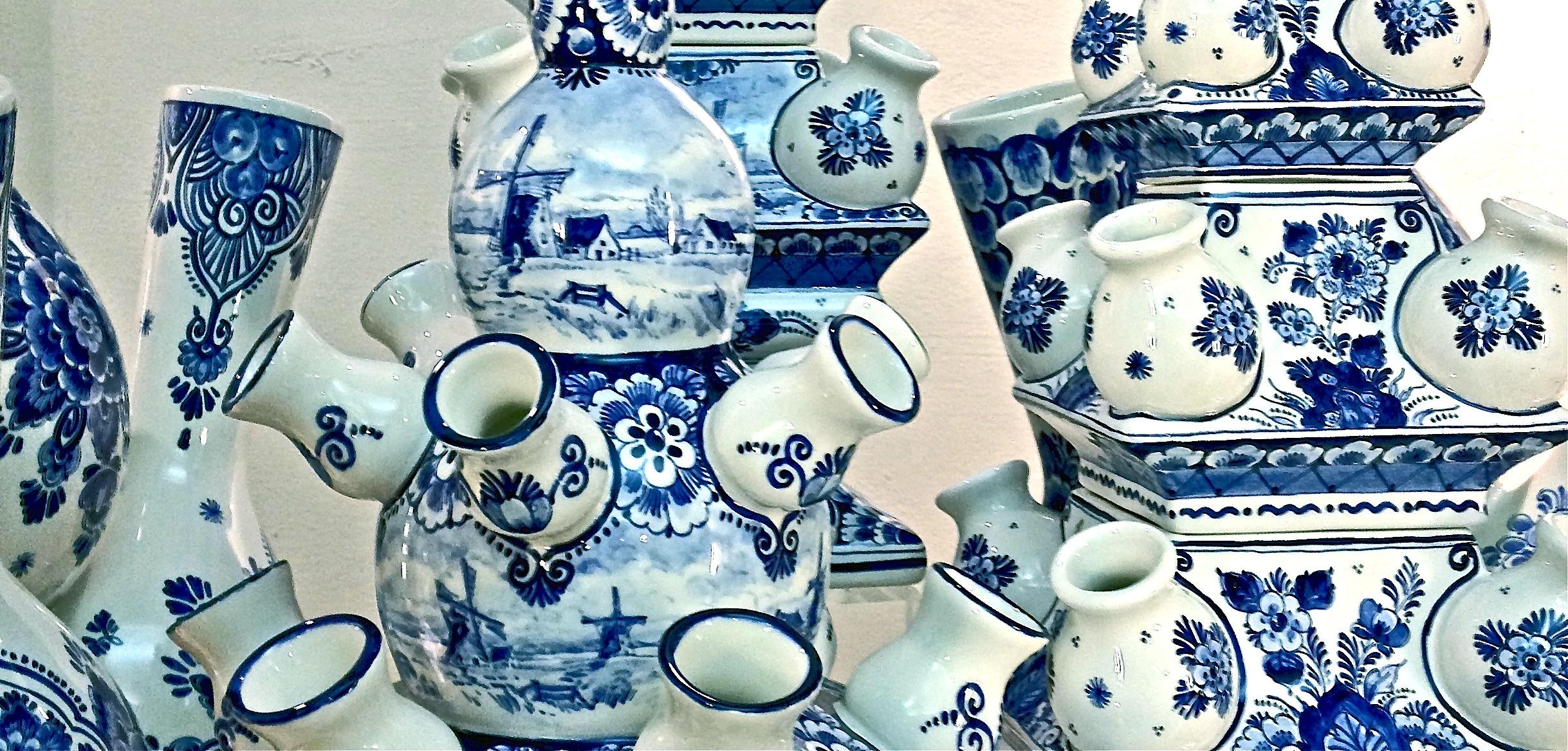 Delft Pottery Marks