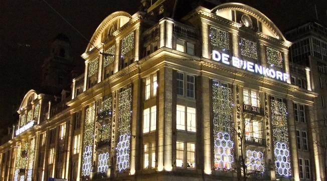department store amsterdam
