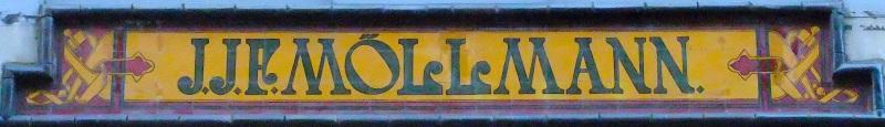 Shop sign amsterdam