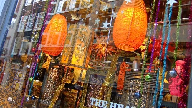 head shop window display amsterdam