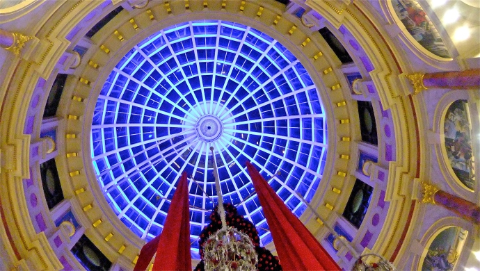 Shopping Mall Dome