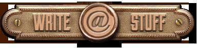 Brass writing panel