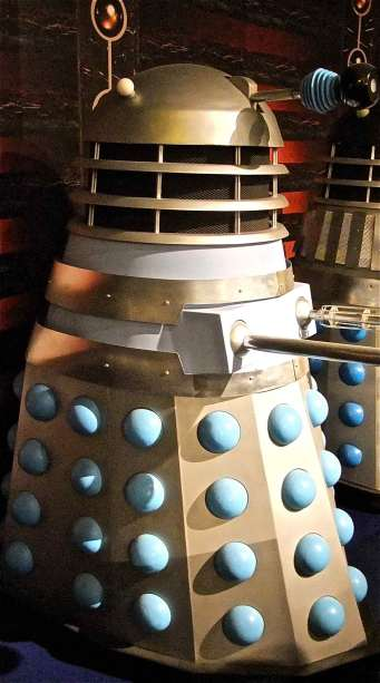 Doctor Who 1960s Dalek