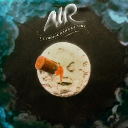 air album cover Le Voyage dans le lune