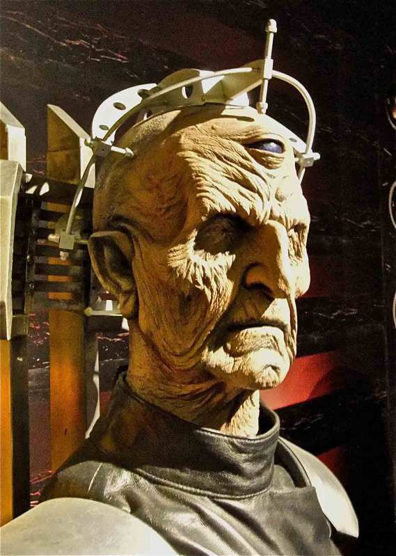 Doctor Who Davros