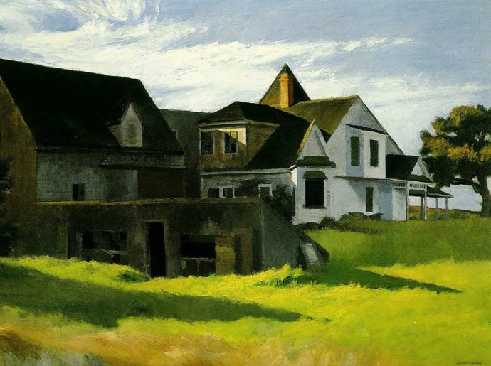 Edward-Hopper-Cape-Cod-Afternoon