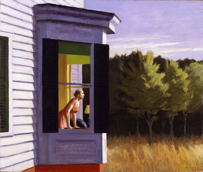 Edward-Hopper-Cape-Cod-Morning