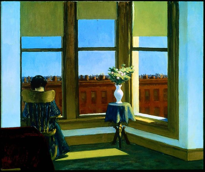 Edward-Hopper-Room-in-Brooklyn-1932