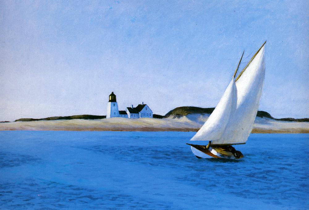 Edward Hopper - The Great American Realist (1/6)