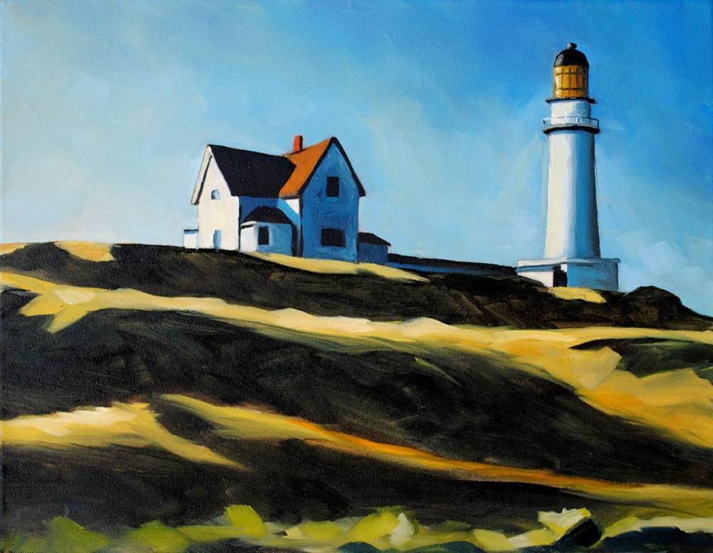 Edward Hopper - The Great American Realist (4/6)