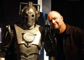 Mark and the Cyberman