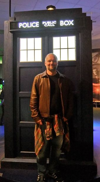 Mark and the Tardis
