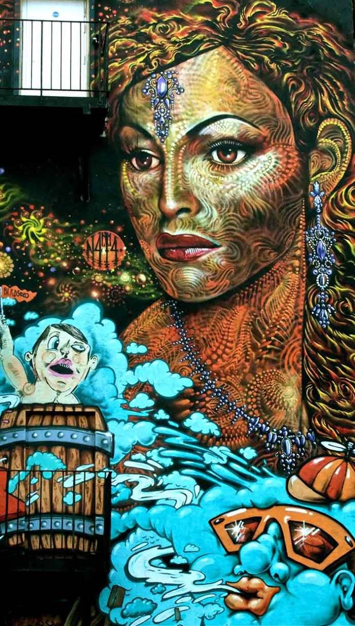 mural manchester