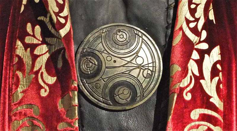 Doctor Who Sash of Rassilon