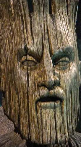 Doctor Who Wooden King