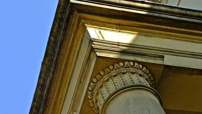 Heaton Hall Column Manchester