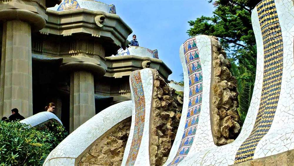 Gaudi Wonderland - Park Güell, Barcelona (4/6)