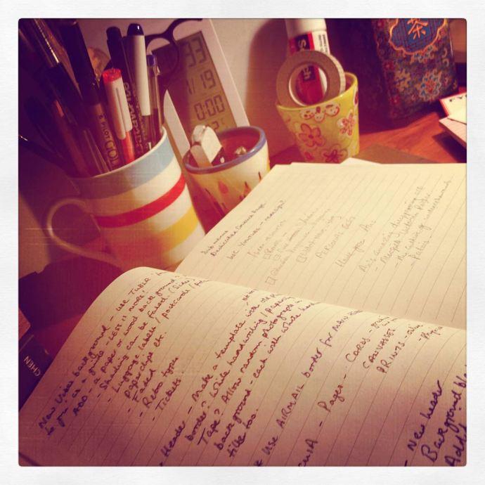 The Vibes desk instagram