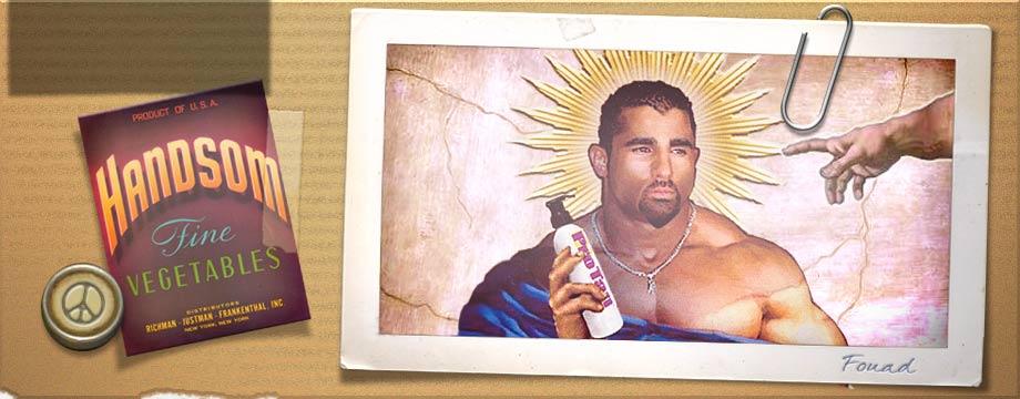 Fouad religious collage