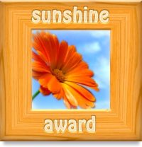 Sunshine Award WordPress