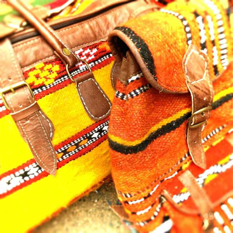 Moroccan-Bags