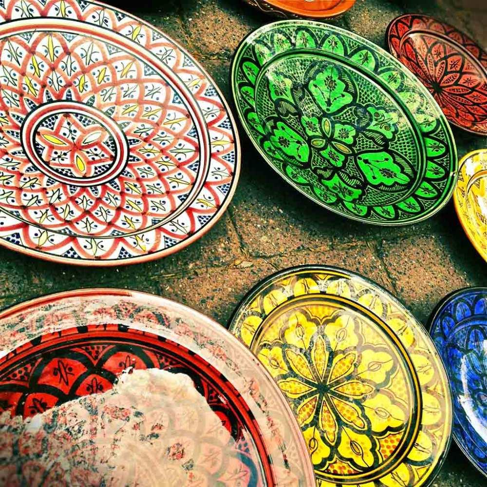 Moroccan Bazaar (4/6)