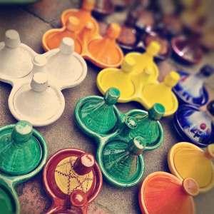 Moroccan-Condiments