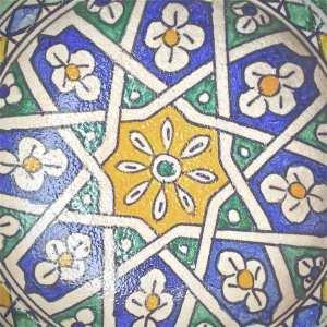 Moroccan-Dish