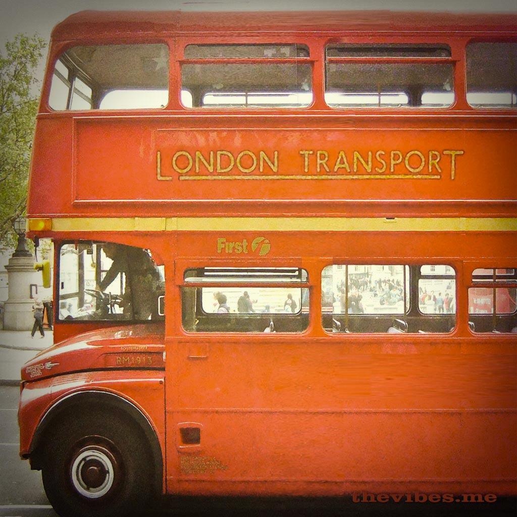 Vintage London Bus 51