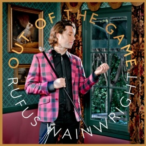 rufus wainwright album art out of the game