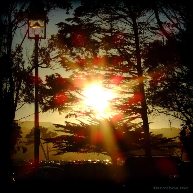 Golden Gate Sun