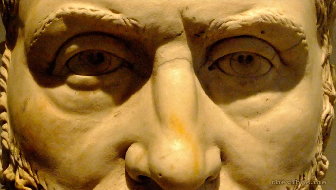greek statue close up museum mount olympus the vibes