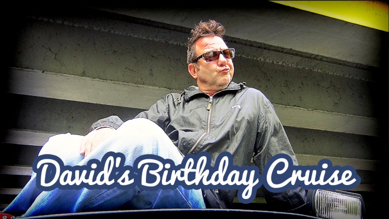 David Crimes Birthday Cruise Canal manchester