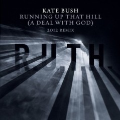 Kate Bush Running Up That Hill 2012 Remix cover art