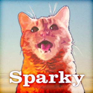 The Vibes Sparky Icon