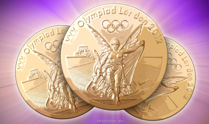 Super Saturday Great Britain Olympic Gold Medals 2012 The Vibes