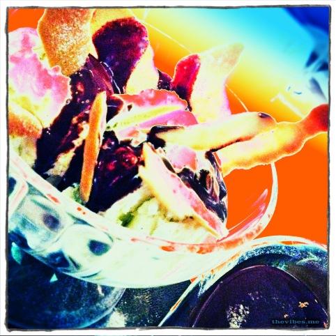 San Carlo Italian restaurant manchester dessert