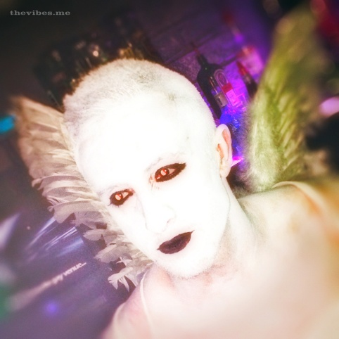 Angel Halloween costume Manchester