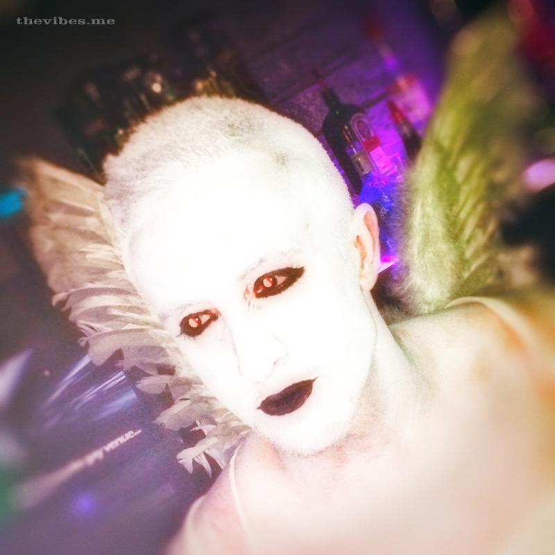 Angel Halloween costume Manchester