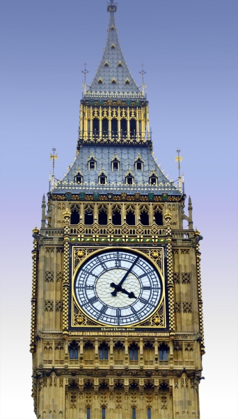 Big Ben London Clock Tower The Vibes