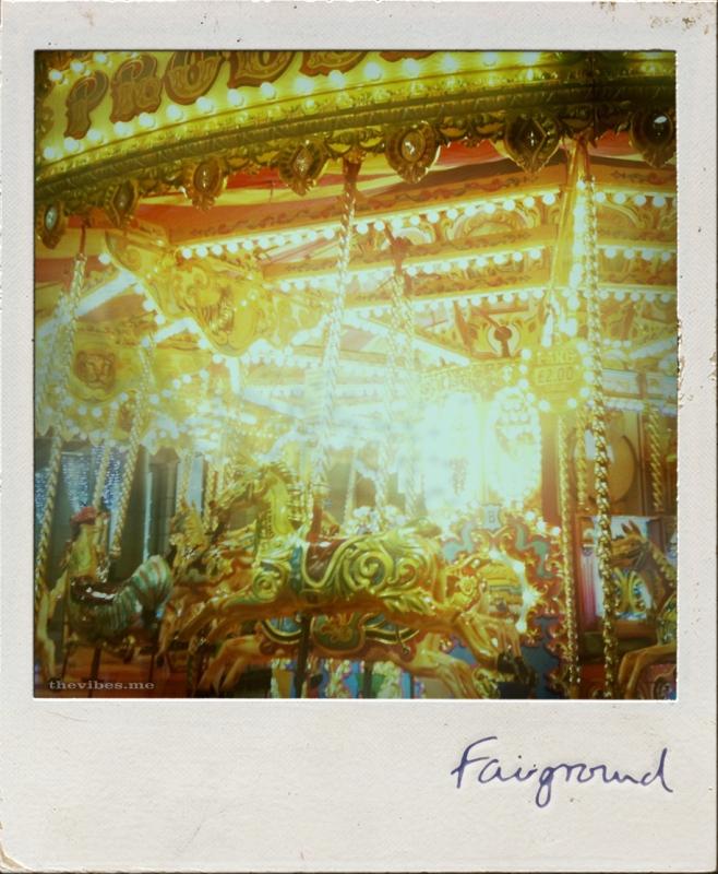victorian carousel polaroid the vibes