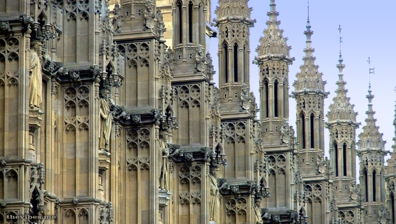 Palace of Westminster The Vibes